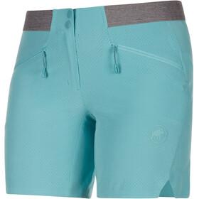 Mammut Sertig Bukser korte Damer blå
